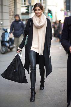 Viva Italia: Street Style From Milan