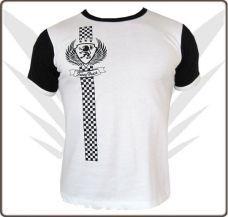 Rockabilly FancyBeast T-Shirt Karo (nur € 24.95)