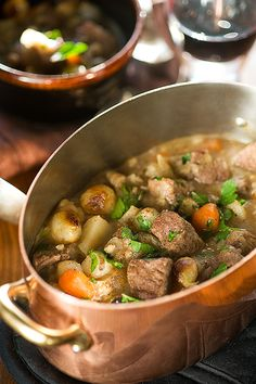 hearty winter beef and barley soup