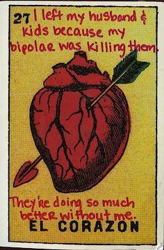 Bipolar Disorder #Post Secret #true story