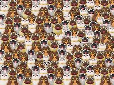 THOSE panda puzzles just keep getting trickier. The latest fiendishly hard test which is baffling the internet has the elusive panda hiding in a grid of Tic Tacs.
