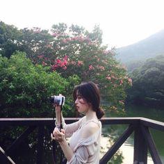 Ulzzang girl Kim Na Hee Mode Ulzzang, Ulzzang Korean Girl, Kim Na Hee, Uzzlang Girl, How To Take Photos, Pretty Face, Pretty Woman, Kpop Girls, Cute Girls