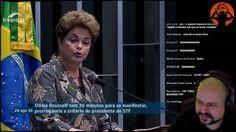 🔴 AO VIVO ★ #TchauQuerida ★ #IMPEACHMENT da DILMA SENDO INTERROGADA no S...