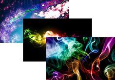 Colored Smoke Theme