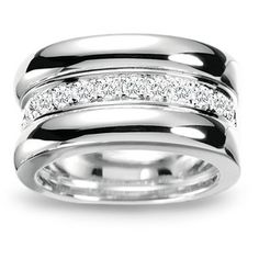 Chopard Ring With Diamonds