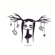 DRAWINGS | Mizna Wada - illustration and art