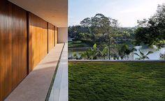 Folha de S.Paulo - Classificados - Imóveis - Casa de 800 m² une modernidade e minimalismo no interior paulista - 03/03/2013