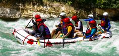 15 Daring Activities to Try- White Water River Rafting