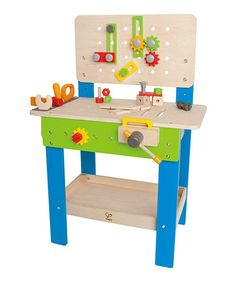 Hape Toys Master Workbench!