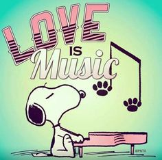 Love is music