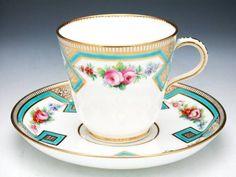 Minton, Porcelain,1860 (Erdinç Bakla archive)