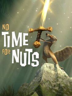 Watch Ice Age – 'No Time For Nuts' Short Movie