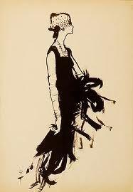 Rene Gurau. (4 de febrero de 1909, Rímini, Italia - 31 de marzo de 2004, Roma, Italia) Ilustrador de moda