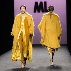 Mercedes-Benz Fashion Week Madrid - Marcos Luengo 2017 Collection Runway