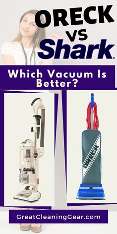 Oreck vs Shark Vacuum - Which Vacuum Is Better? This outline will explore different aspects of the top two vacuum cleaners, Oreck Commercial XL Commercial vs Shark Navigator Lift-Away Professional, to simplify your purchasing decision. Laminate Flooring Cleaner, Cleaning Tile Floors, Floor Cleaning, Wood Flooring, Hardwood Floors, Best Upright Vacuum Cleaner, Vacuum Cleaners, Best Vacuum For Carpet