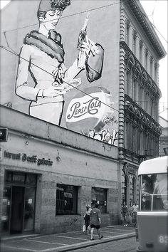 Pepsi Cola, 50's