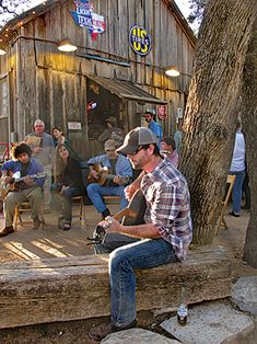 Come Together: A Cultural Tour of Texas Dance Halls