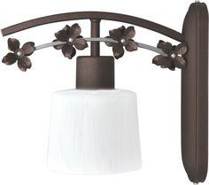 Oświetlenie do salonu - kinkiet. Więcej lamp wiszących na http://lampa24.pl/produkty/oswietlenie-do-salonu,22,6308