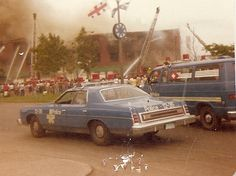 Montreal Police 1975 Ford
