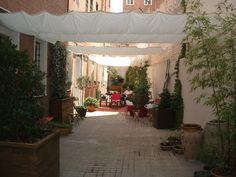 Paisaje Libre: proyecto de patio urbano en Madrid