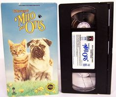 The Adventures of Milo and Otis | 35 VHS Movies Every Kid Watched Growing Up