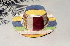 剛剛逛 Pinkoi,看到這個推薦給你:民族拼接手織棉麻帽 / 針織帽 / 漁夫帽 / 遮陽帽  - 日系民族風手織棉麻 ( 限量一件 ) - https://www.pinkoi.com/product/hTAIH5yp