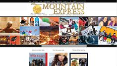 Park City Utah Web Design - Winter/ Spring 2013 Mountain Express Magazine - www.mountainexpressmagazine.com