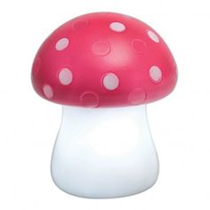 Mushroom Nightlight Red  Rex $9.09