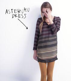 Asteburu Dress Spain, Dresses With Sleeves, Long Sleeve, How To Make, Fashion, Man Women, Style, Women, Moda