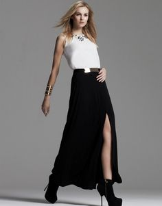 Get Inspired: Maxi Style