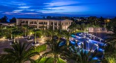 awesome Лучшие отели Халкидики Греция: топ-10 вариантов размещения на греческом полуострове