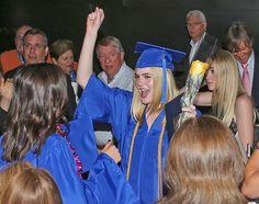 Elle Fanning at The Walt Disney Concert Hall for her Graduation in Los Angeles 2016-0613