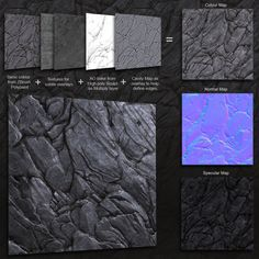 Colour map from ZBrush Environment Sculpt | Perfect Sphere