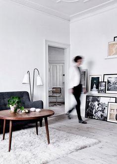 my scandinavian home: The stunning home of stylist Nathalie Schwer + give-away winner announcement