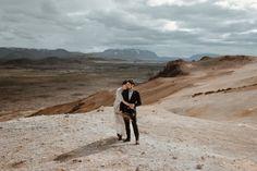Emily & Chase // Iceland Wedding Photography - Scotland Wedding Photographer…