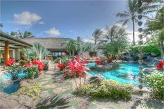 Gorgeous expansive dream home, Lanikai, Oahu.  http://www.prudentiallocations.com/property1205217.aspx?view=allow