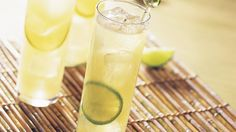 Pineapple Limeade - You may never return to regular lemonade after you try this refreshingly fruity cooler.