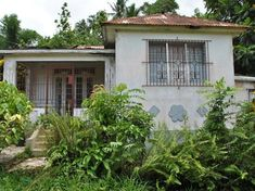 Fixer- Upper house just a few meters away from the busy thoroughfare of king Street, surrounded by three quarter acre of fruitful lands Jamaica Country, Fixer Upper House, House Property, Ocho Rios, 3 Bedroom House, Religious Art, Acre, Sweet Home, Houses
