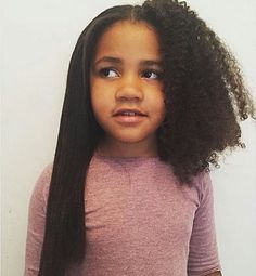 """When is a good age to start straightening your princess' hair""???? I say: I love her natural hair.Let kids be natural. Its important to teach them they are perfect just the way they are. And what's your opinion?   #naturalhair #hair #curlyhair #straight #cute #beautiful #girl #teamblack #nature #nice #perfect #style #hairfordays #hairgoals #hairfashion #kids Coco Black Hair provide the most natural looking hair and wigs Change yourself today!"
