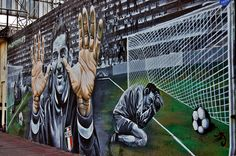 Graffiti La Tota Carbajal de León Guanajuato @jcvillagomez