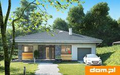 DOM.PL™ - Projekt domu AN BLANKA CE - DOM AO10-64 - gotowy koszt budowy House Plans, Outdoor Structures, House Design, Outdoor Decor, Home Decor, Flats, Plant, Decoration Home, Room Decor