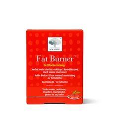 Fat Burner- NEW NORDIC New Nordic, Yerba Mate, Fat Burner, Detox, Drinks, Food, Drinking, Beverages, Eten
