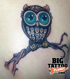 Shawn mahaffey - Colour Tattoo | Big Tattoo Planet