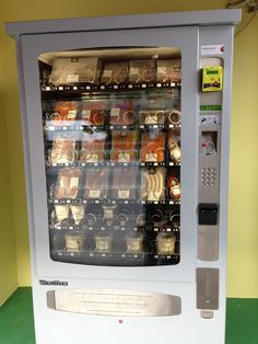 Mmmm, MEAT! Only in Munich can one casually purchase raw meat from refrigerated vending machines. - Imgur