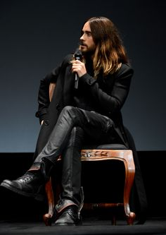 Jared Leto at 29th Santa Barbara International Film Festival – 04-02-2014 .-