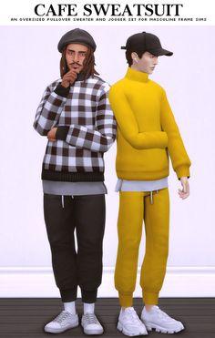 Sims 4 Cc Packs, Sims 4 Mm Cc, Sims Four, Sims 4 Men Clothing, Sims 4 Male Clothes, Male Clothing, Maxis, Sims 4 Stories, Pelo Sims