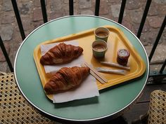 breakfast en Paris