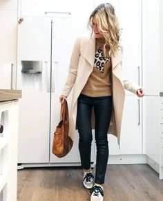 Can you wear leggings after And how to wear leggings to look stylish, young and hip after All your questions are answered here. Sheer Leggings, How To Wear Leggings, Best Leggings, Leggings Fashion, Leggings Are Not Pants, Leggings Style, Over 40 Outfits, Putting Outfits Together, Fashion Over 40