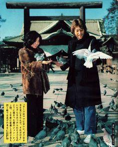 靖国神社のジョン・レノンとオノ・ヨーコ (John & Yoko, 1971)|あほじらすの超高級クラシック専門ブログ