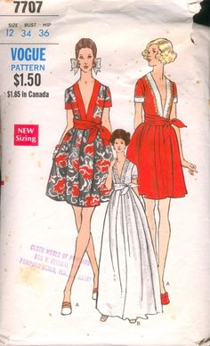 vogue patterns 1970 - Google Search